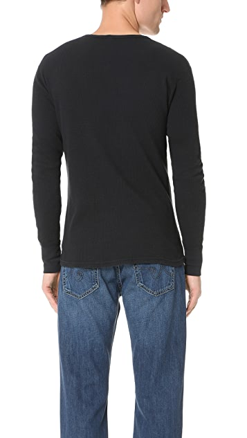 Velva Sheen Long Sleeve Thermal Top