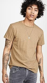 Velva Sheen Rolled T-Shirt