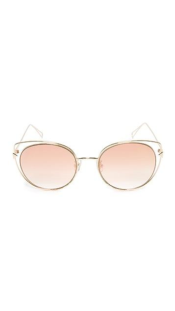 Vedi Vero Vedi by Vedi Vero Cat Eye Sunglasses
