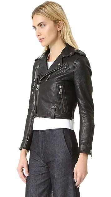 Victoria Victoria Beckham Biker Jacket