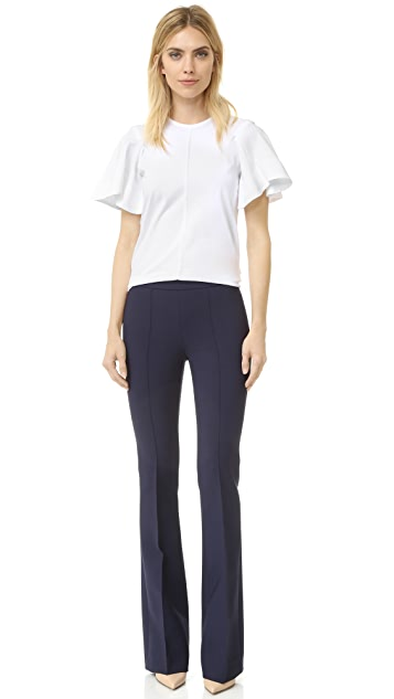Victoria Victoria Beckham Flare Trousers