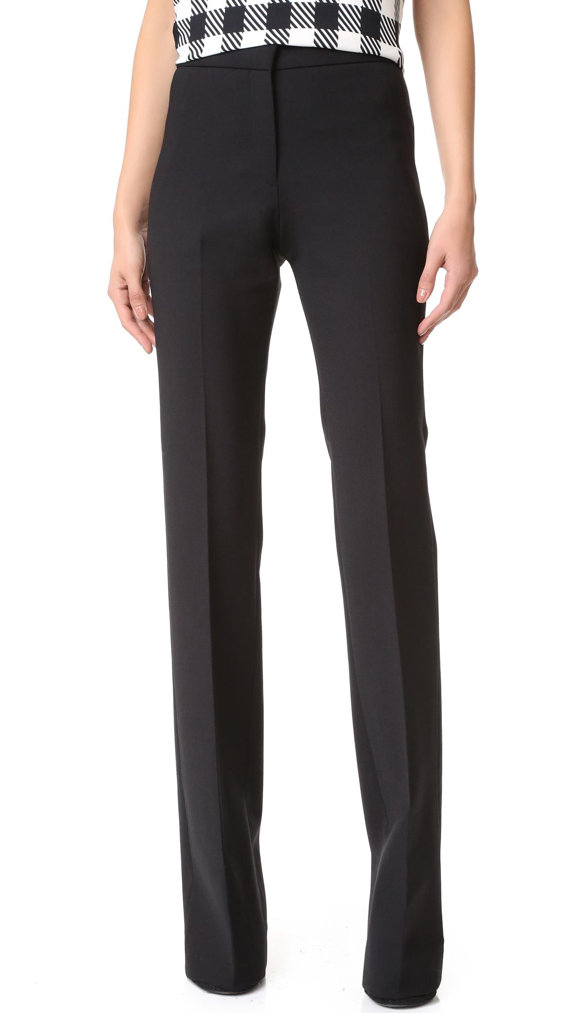 Victoria Victoria Beckham Victoria Pants - Black