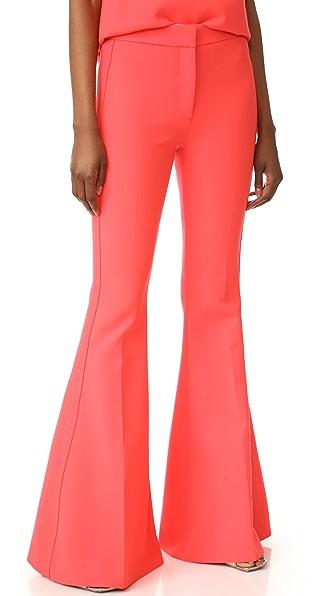 Victoria Victoria Beckham Расклешенные брюки