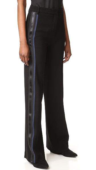 Victoria Victoria Beckham Брюки в стиле смокинга