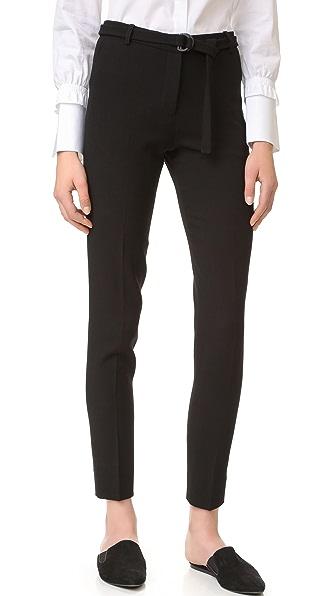Фото Victoria Victoria Beckham Узкие брюки. Купить с доставкой