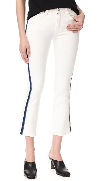 Victoria Victoria Beckham Mini Flare Jeans
