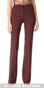 Victoria Paneled Pants Victoria Victoria Beckham