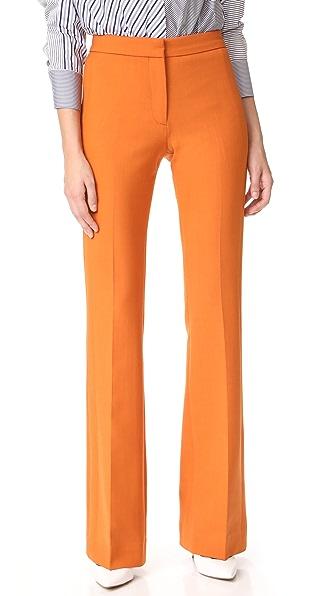 Victoria Victoria Beckham Victoria Paneled Pants - Maple
