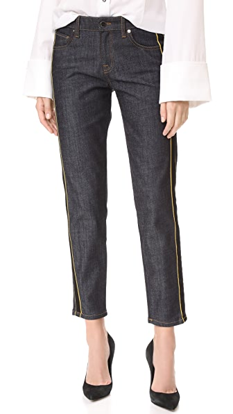 Victoria Victoria Beckham Tapered Jeans - Selvedge