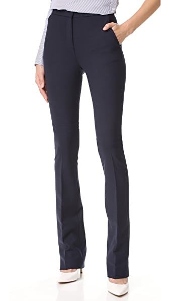 Victoria Victoria Beckham Straight Pants - Midnight
