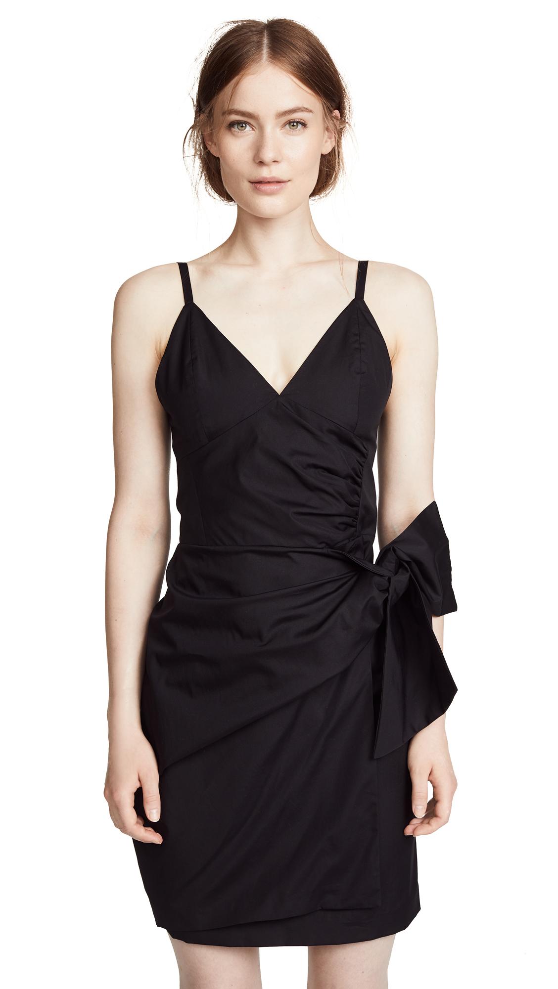 Victoria Victoria Beckham Front Tie Dress