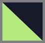 Midnight/Acid Green