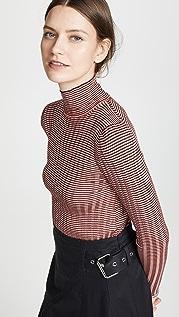 Victoria Victoria Beckham 修身高领毛衣