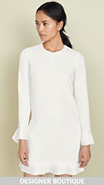 6437c2e184fe Cute Long Sleeve White Mini Dresses | SHOPBOP