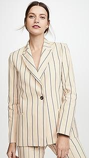 Victoria Victoria Beckham Классический пиджак