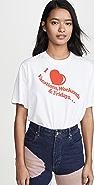 Victoria Victoria Beckham I Heart Weekends T 恤