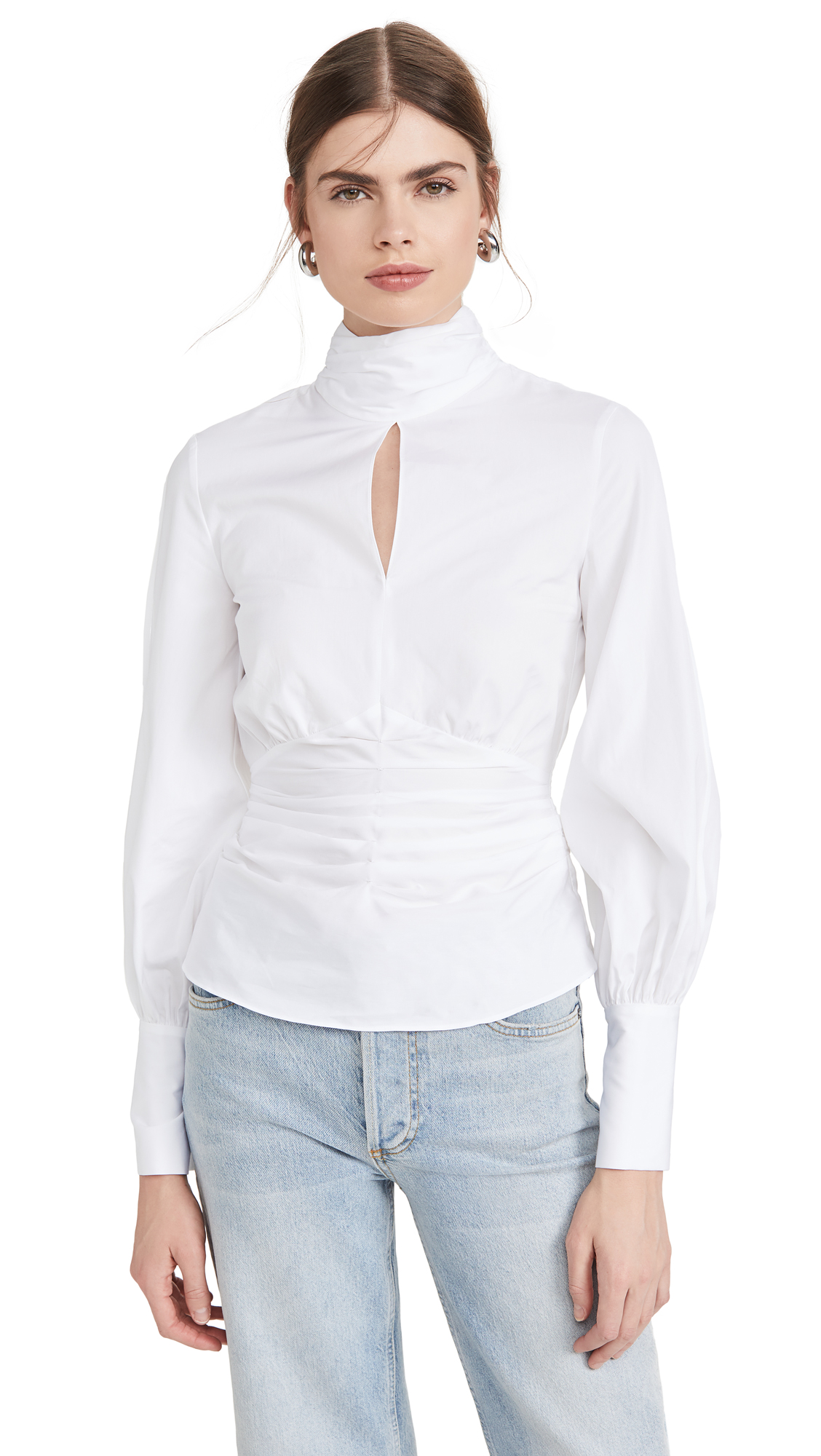 Victoria Victoria Beckham Split Front Top - 30% Off Sale