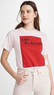 Victoria Victoria Beckham Joies Du Cheval T 恤