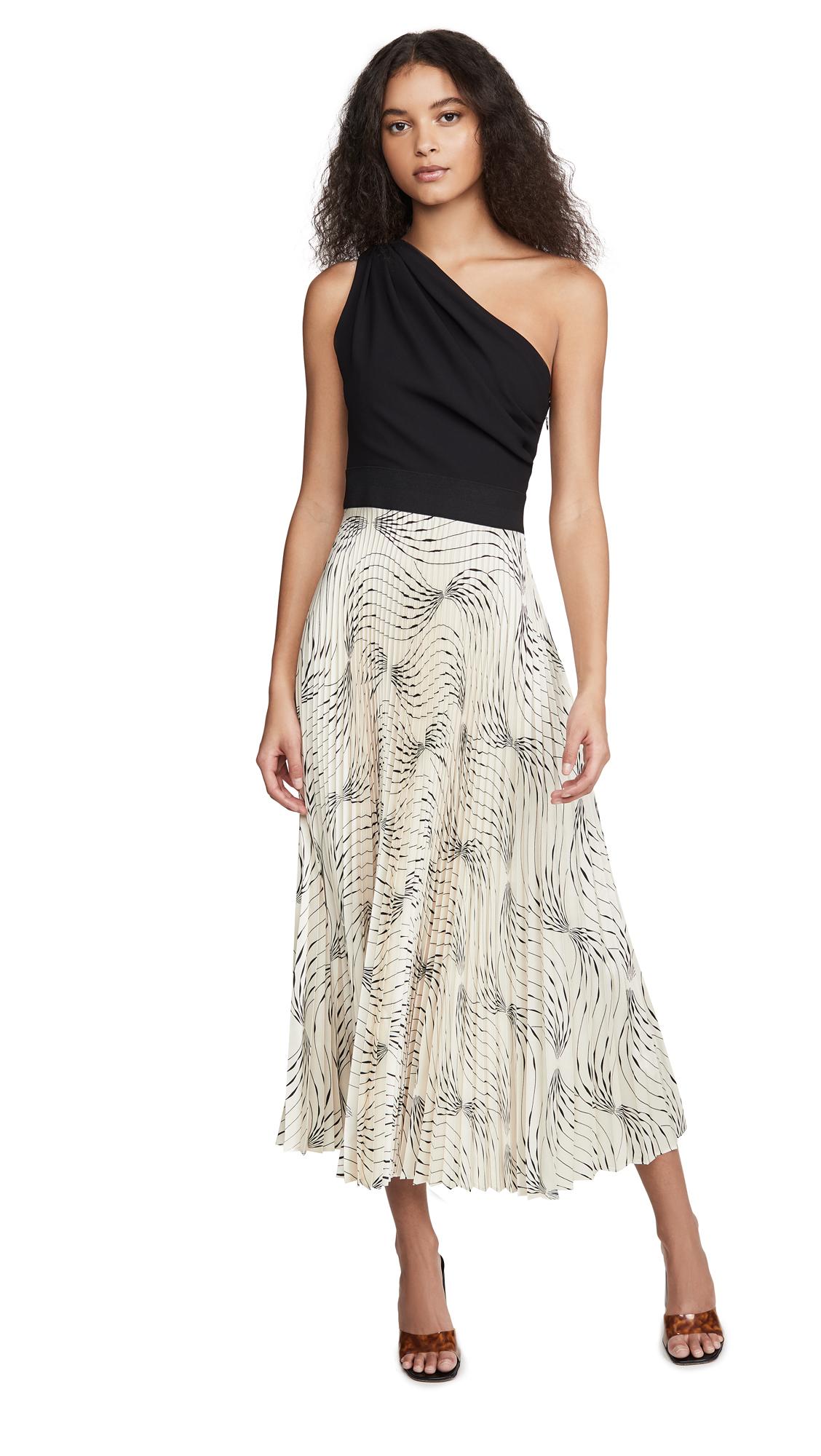 Victoria Victoria Beckham Off Shoulder Backless Dress - 30% Off Sale