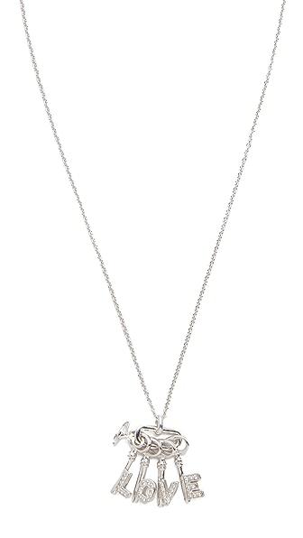 Vivienne Westwood Lipari Charm Necklace