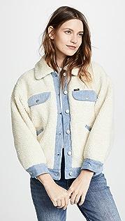 Wrangler Sherpa Jacket