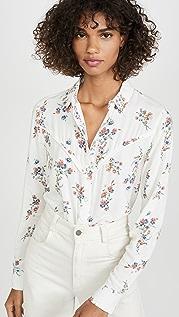 Wrangler Flower Shirt