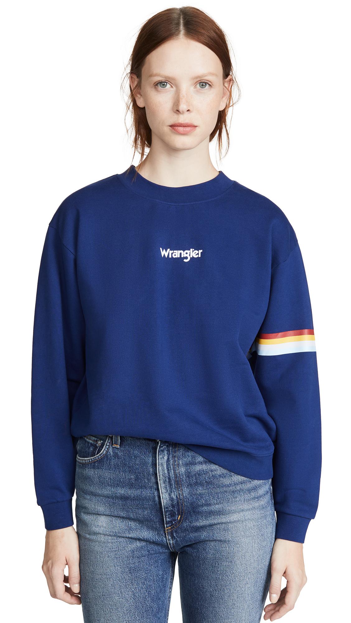 Wrangler 80'S RETRO SWEATSHIRT