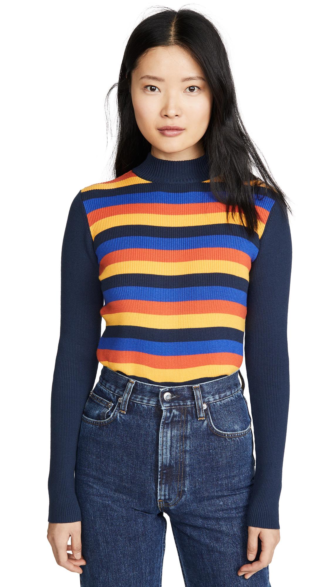 Buy Wrangler online - photo of Wrangler High Neck Slim Sweater