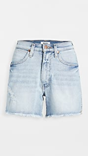 Wrangler High Rise Shorts