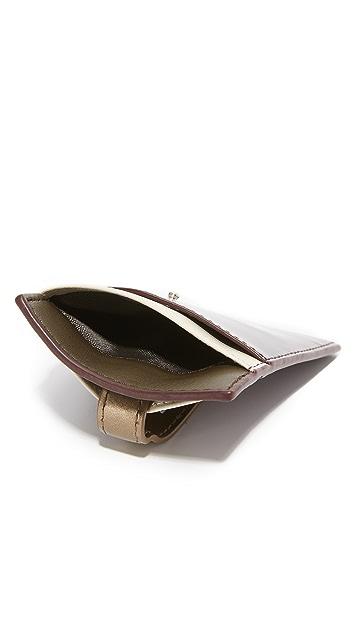 WANT LES ESSENTIELS Kennedy Money Clip Wallet