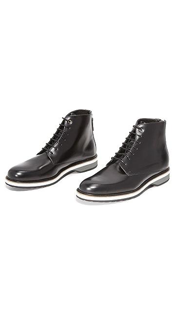 WANT LES ESSENTIELS Montoro High Derby Boots