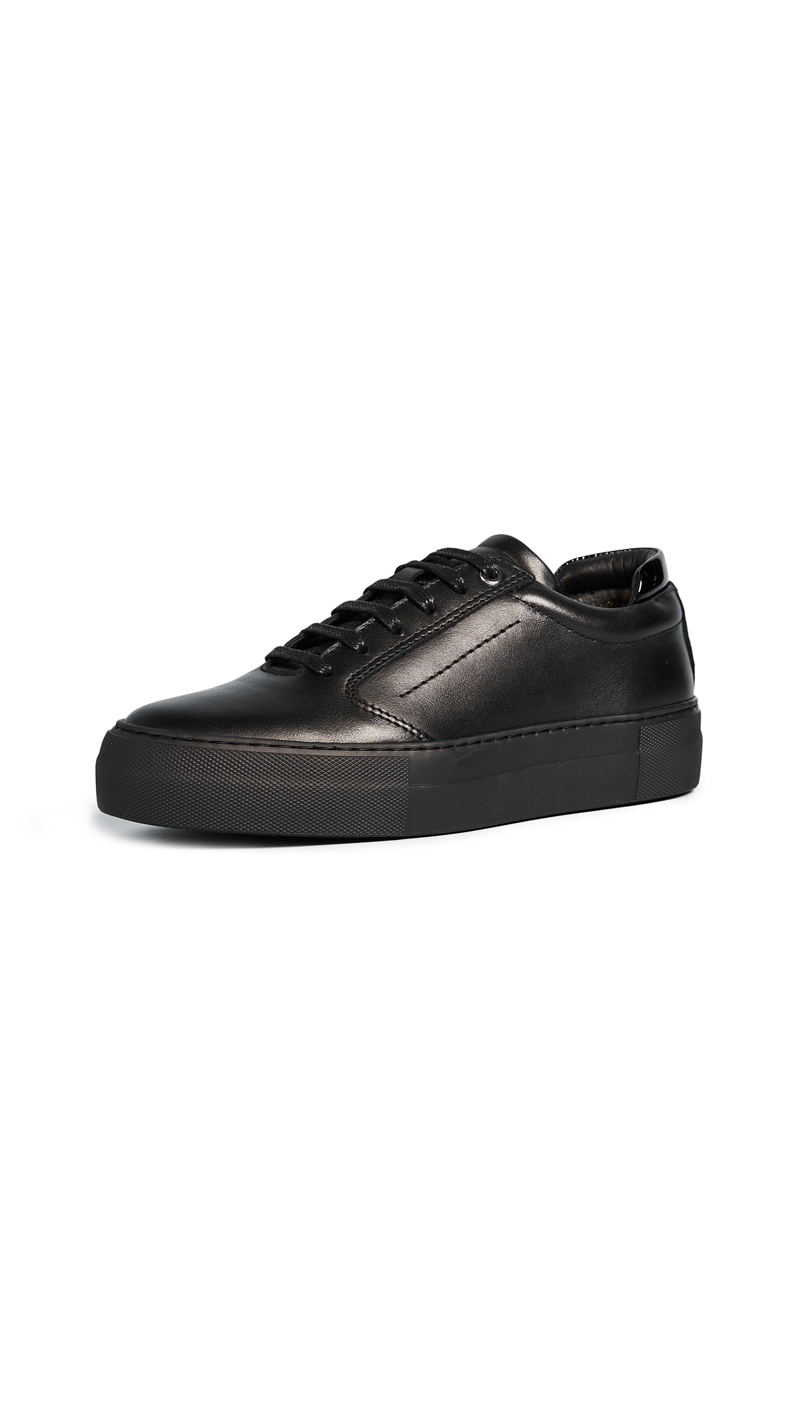 WANT Les Essentiels Lalibela Sneakers - Multi Black/Black