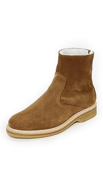WANT LES ESSENTIELS Stevens Crepe Sole Boots