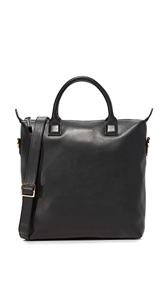 WANT LES ESSENTIELS Mini O Hare Tote - Jet Black