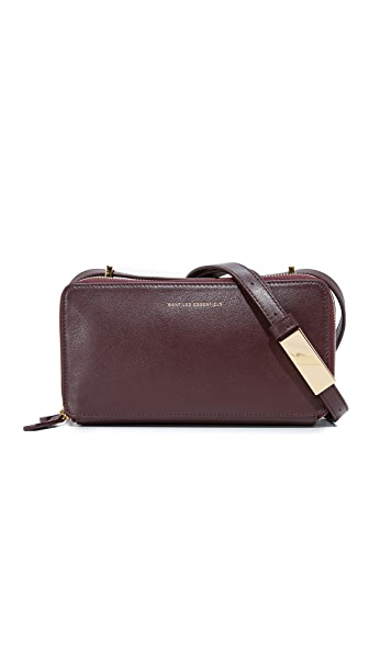 WANT LES ESSENTIELS Demiranda Shoulder Bag - Elderberry
