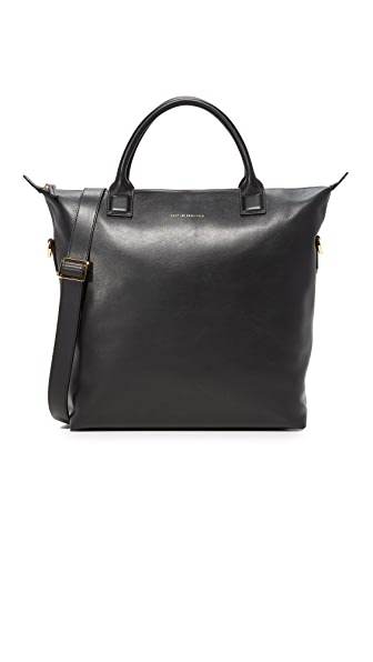 WANT LES ESSENTIELS Mirabel Shopper Tote - Jet Black