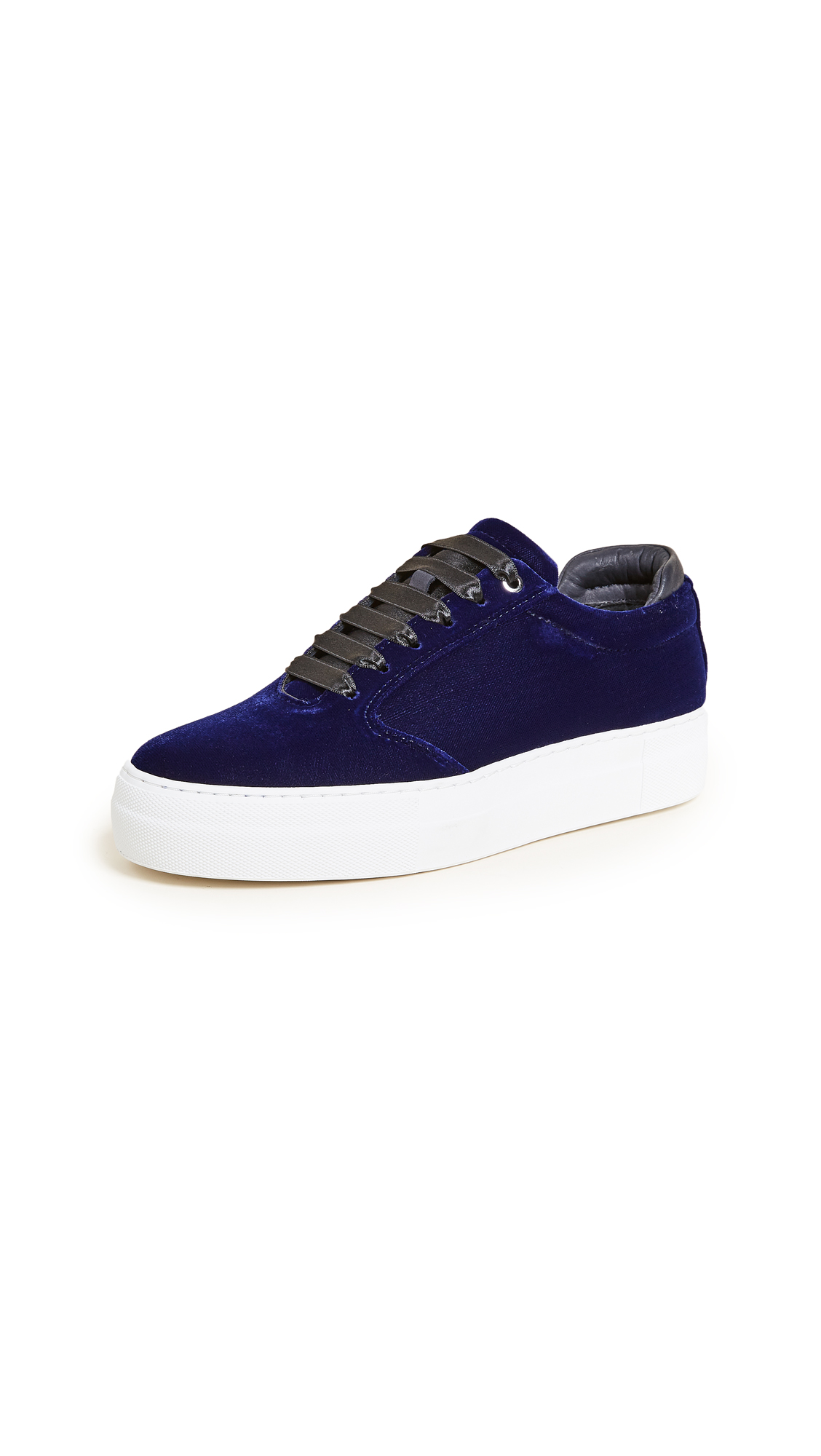 WANT LES ESSENTIELS Lalibela Sneakers - Blue