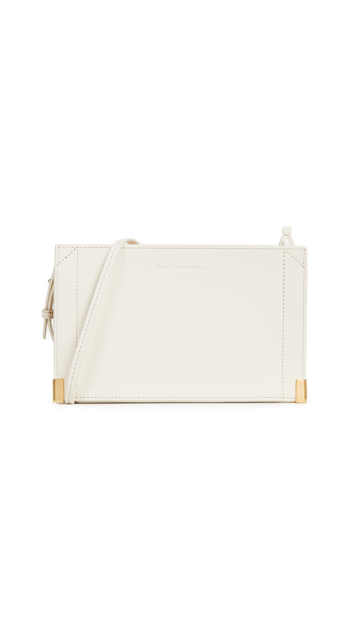 WANT LES ESSENTIELS Mini Marin Convertible Clutch