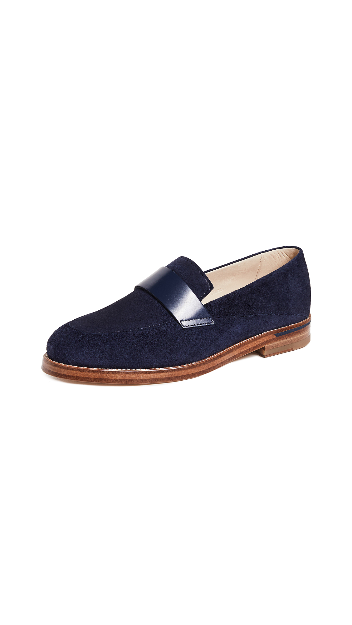 WANT Les Essentiels Tereza Slip On Loafers