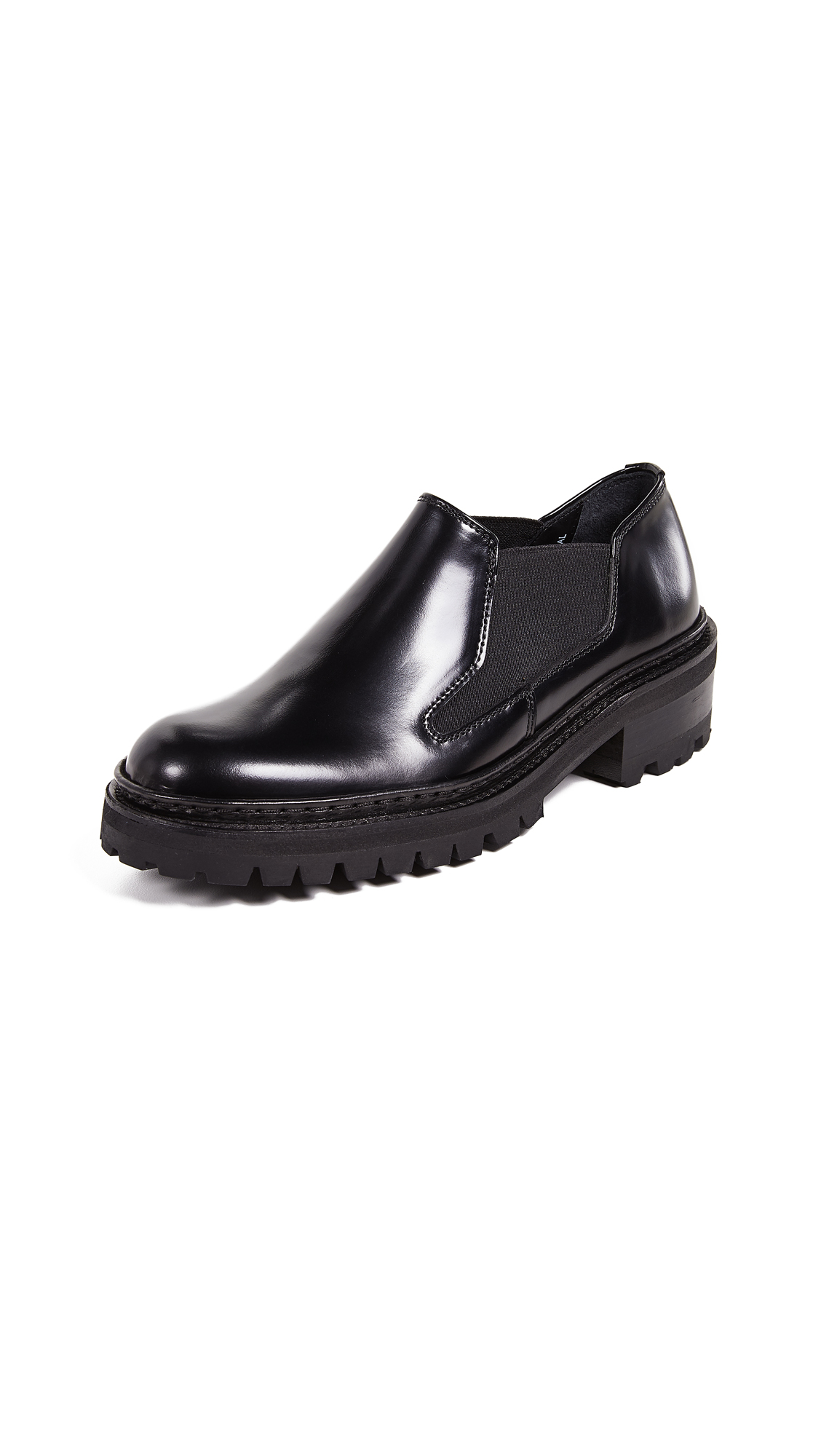 WANT Les Essentiels Valdez Chelsea Booties - Black/Black