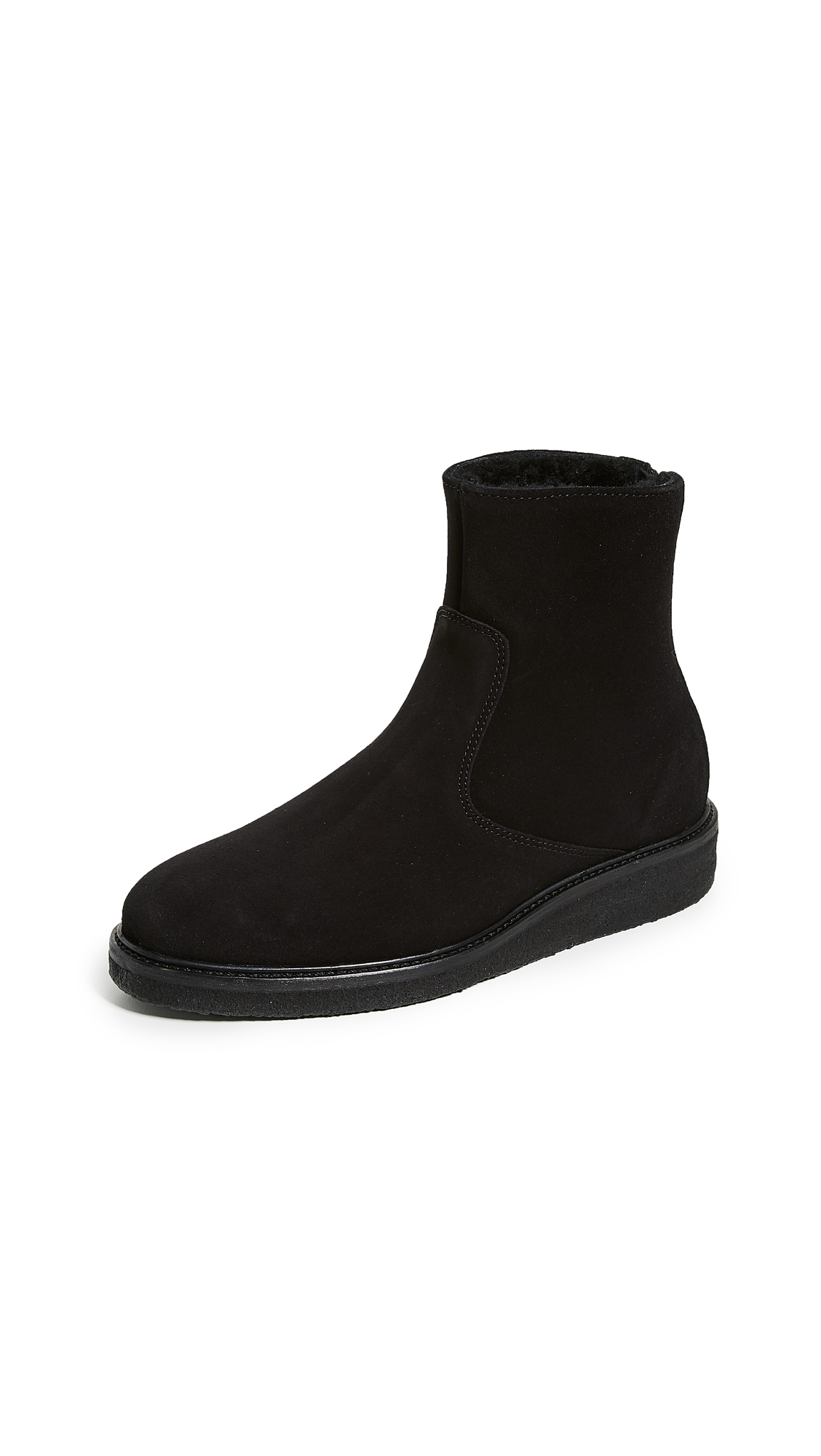 WANT Les Essentiels Stevie Ankle Boots - Black