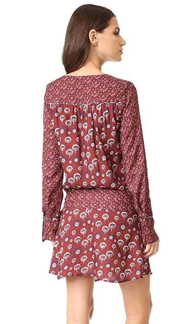 Warm Laurel Dress