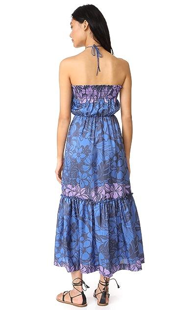 Warm Tonga Dress
