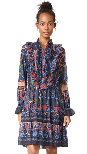 Warm Branch Tree of Life Dress online sales