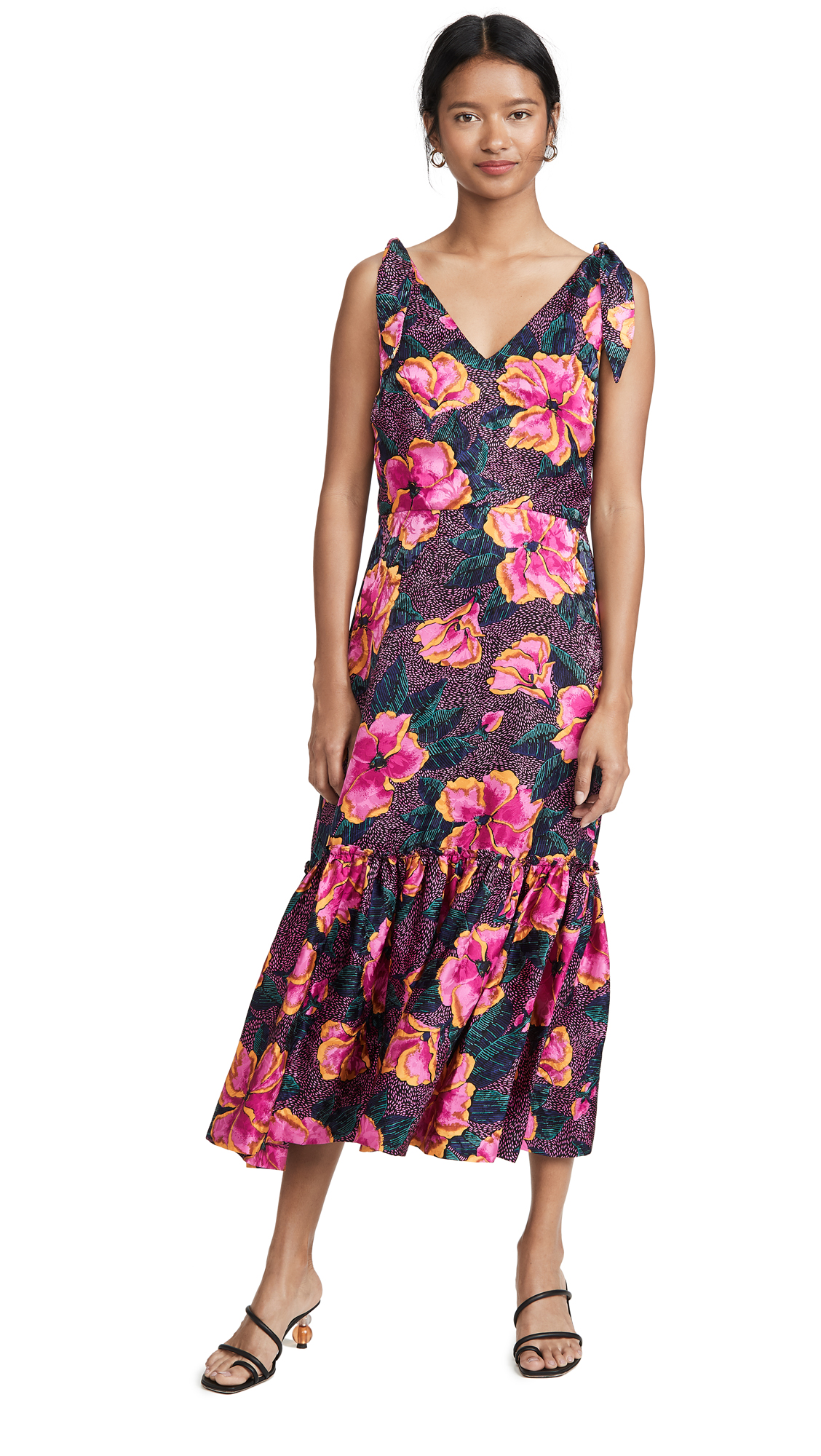 Buy Warm online - photo of Warm Georgia Dress
