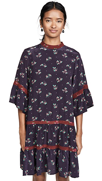 Warm Glastonbury Dress
