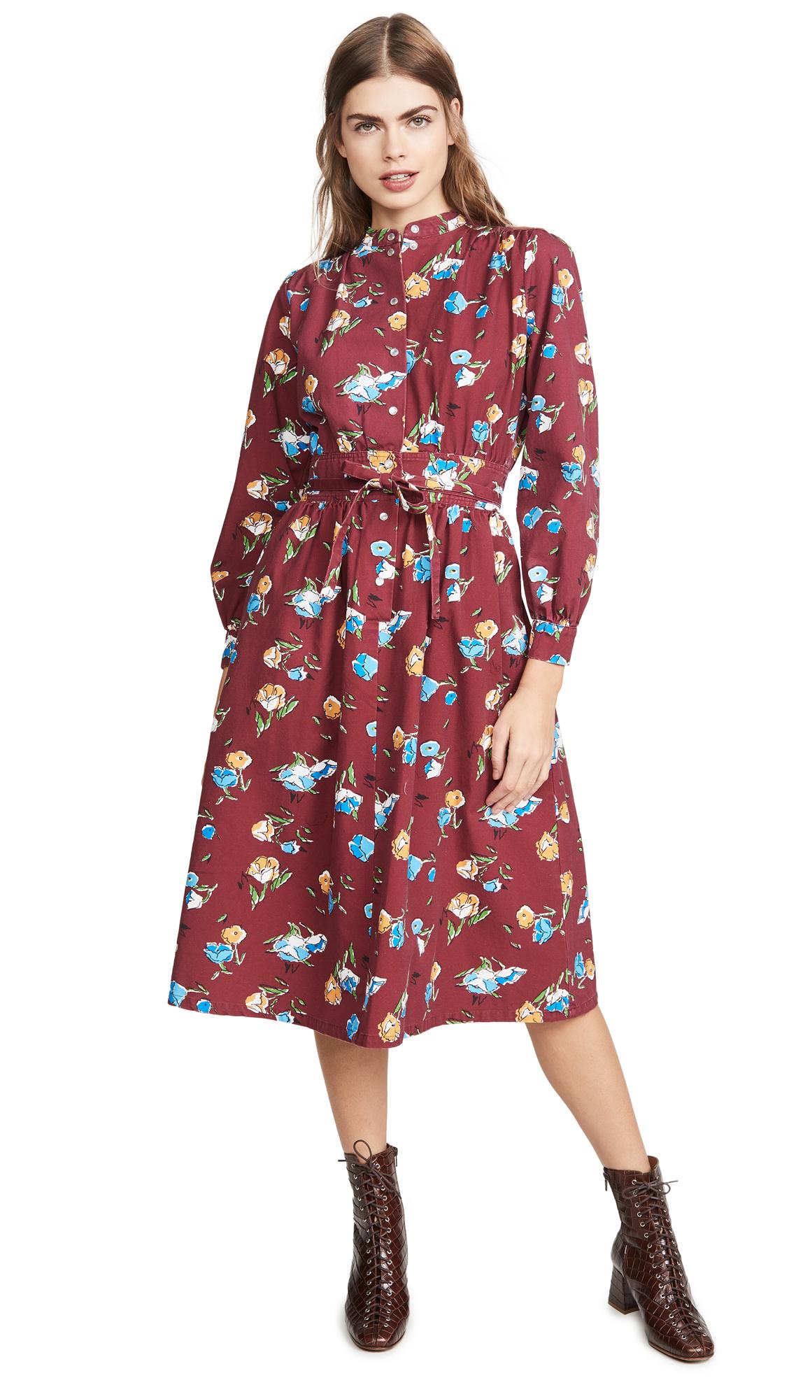 Buy Warm online - photo of Warm Montessori Dress