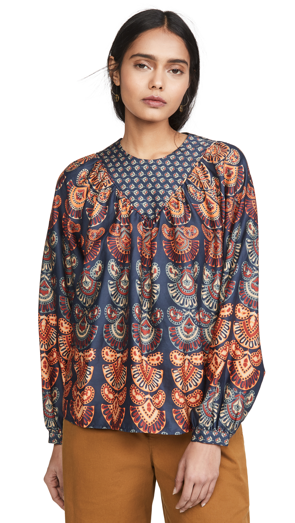 Buy Warm online - photo of Warm Nicole Blouse