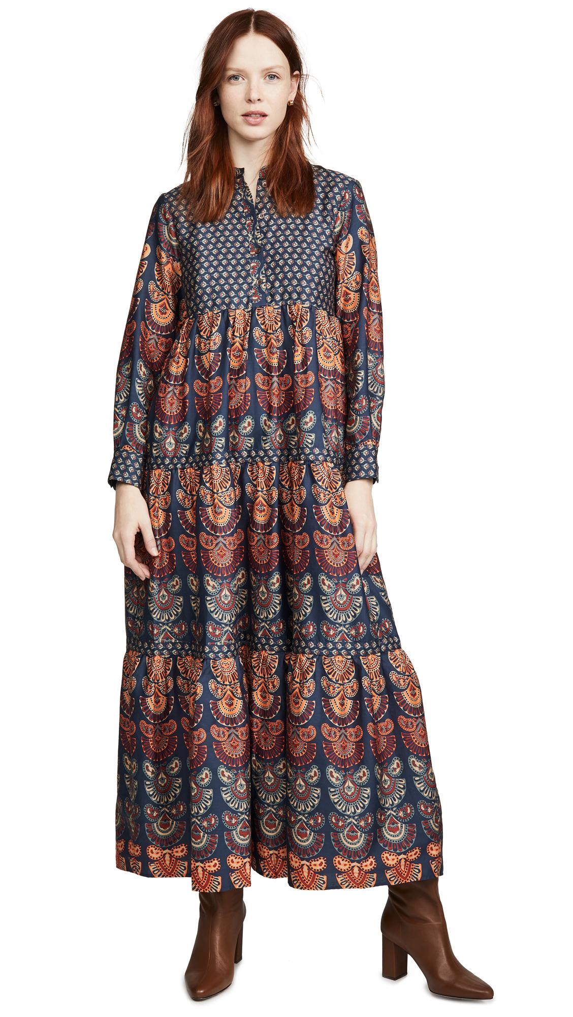 Buy Warm online - photo of Warm Pheasant Dress