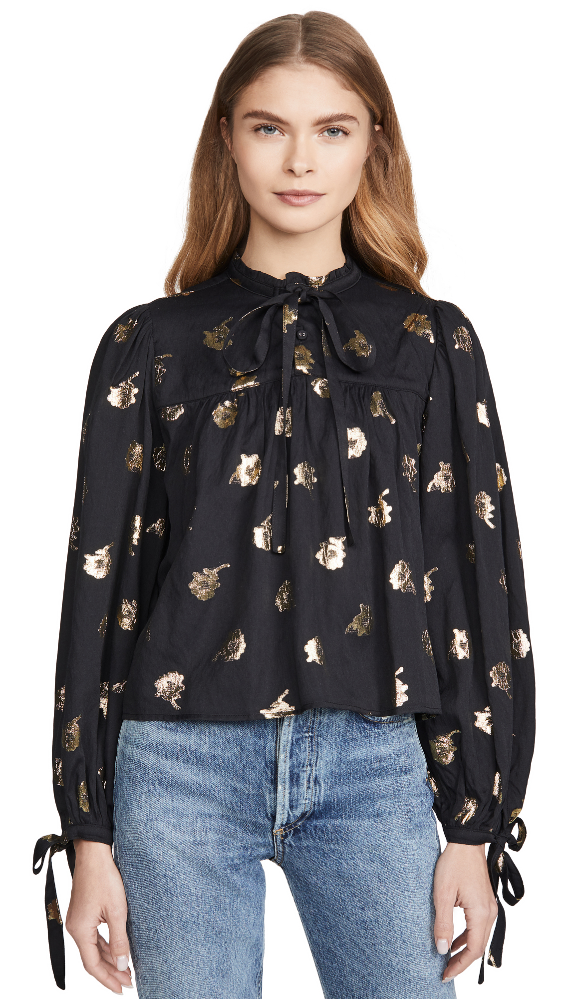 Buy Warm online - photo of Warm Mystic Blouse